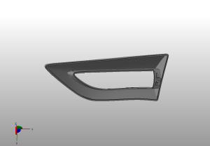 Фара 2 модель сзади